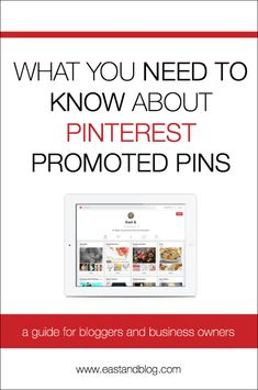 What You Need To Know About Pinterest Promoted Pins
