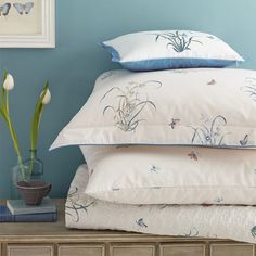 V&A Butterfly Garden Cushion from Palmers Department Store Online