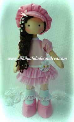 By Paola Huerta. Bjd Doll, Doll Toys, Baby Dolls, Tilda Toy, Guys And Dolls, Sewing Dolls, New Dolls, Waldorf Dolls, Soft Dolls