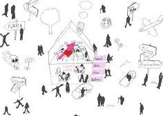 Stay: Llove Concept Sketch for the Llove hotel – Designtripper