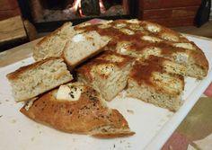 Τυρόψωμο εύκολο και πολύ αφράτο συνταγή από Anna Beni - Cookpad French Toast, Anna, Bread, Breakfast, Food, Morning Coffee, Brot, Essen, Baking