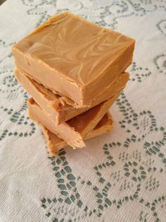 Yall. This fudge is INSANE. If you like peanut butter, you will love this. If you don't like peanut butter, don't make this recipe....