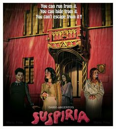 Suspiria 1977 Edit By Mario. Frías