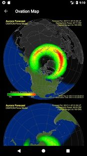 My Aurora Forecast - Aurora Alerts Northern Lights- screenshot thumbnail
