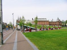 amsterdam museumplein albert heijn - Google Search