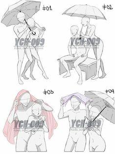 bases de dibujo - Bases de dibujo #23 - Page 2 - Wattpad Body Reference Drawing, Drawing Body Poses, Anime Poses Reference, Hair Reference, Character Poses, Character Drawing, Drawing Face Expressions, Drawing Base, Ship Drawing