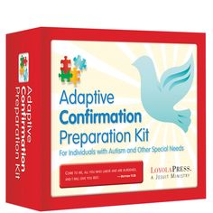 The Adaptive Confirmation Preparation Kit was designed to help individuals with autism and other special needs enter fully into the faith experience, prepare for the Sacrament of Confirmation. Catholic Beliefs, Catechist, Special Needs, Teaching Tools, Confirmation, Booklet, The Fosters, Meant To Be, Language