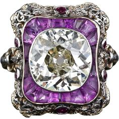 Antique Diamond Ring Make Money On Pinterest Free E-Book http://pinterestperfection.gr8.com/