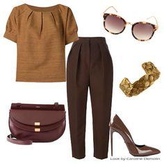 Just Look! Veja post completo em www.carolinedemilin.com.br #personalstylist #consultoriadeimagem #amooquefaço #personalstylistbh #consultoriademoda #estilo #style #trend #tendencias #looks #lookdodia #lookoftheday #moda #fashion #wasabi #vikagazinskaya #chloe #marcoproietti #aureliebidermann #lindafarrow