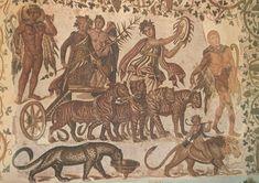 Roman mosaic <3 Tunisia