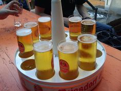 beer in Koln,Germany......there is literally no better beer than German beer folks....