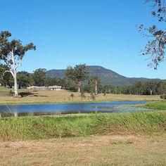 Riemore estate with mountain in view Tamborine Mountain, Golf Courses