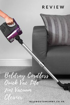 Vacuuming has to be one of my most hated household chores. Heavy vacuum cleaners really play up my sciatica and I get so annoyed bashing into furniture. Film Recommendations, Vacuum Reviews, Happy Birthday Girls, Weekly Cleaning, Cordless Vacuum Cleaner, Household Chores, Modern Buildings, Baby Hacks, Mom And Baby