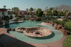 Magnificent Tropical Pool Design