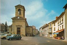 Voici le petit village de Viverols tel que nos parents l'ont connu et ainsi que leurs enfants de plus de cinquante ans .