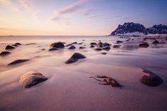 Uttakleiv Beach, Lofoten