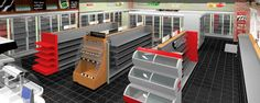Image result for hip design for gas station convenience store exterior