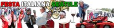 Festa Italiana Seattle - September 12th is the Traditional Italian Mass at Mt. Virgin. September 26-27 is the Festa at the Seattle Center full of entertainment, food, cooking demonstrations, and Italian culture!