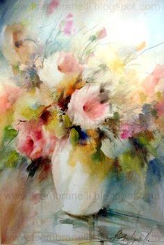 Fábio Cembranelli - A Painter's Diary: Vase / Vaso