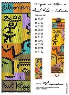 Beaded Bracelet Patterns, Peyote Patterns, Beading Patterns, Seed Bead Jewelry, Seed Beads, Diy Jewelry, Crochet Hammock, Beaded Banners, Peyote Beading