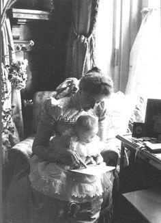 Alexandra and Olga Romanov
