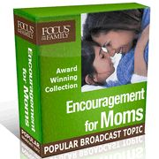 Focus on the Family presents this collection of broadcasts providing a healthy dose of encouragement for moms. With messages from Jill Savage, Julie Barhill, Elissa Morgan and others, you're sure to gain find hope and humor to strengthen you in the journey of motherhood.