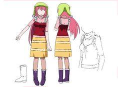 Lucy - Elfen Lied Wiki