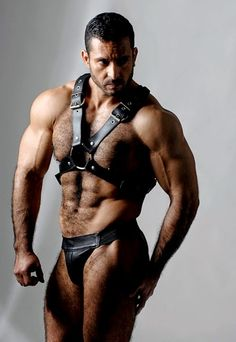 intheroughhouse: cosford123: hairydedem: hairymacho:http://hairymacho.tumblr.com Jesus God so hot! Oh yes so sexy For guys into leather, follow me at:intheroughhouse.tumblr.com