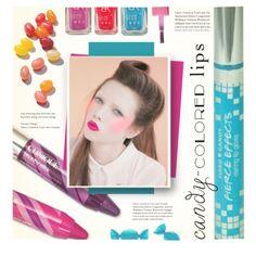 So Sweet: Candy-Colored Lips by meyli-meyli