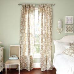 SK Ikat Panel | European-Inspired Home Furnishing | Ballard Designs