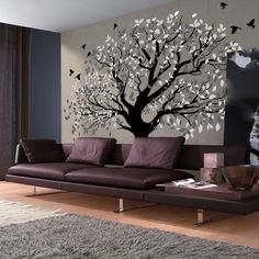 Tree Wall Decal - Wall art, giclee art prints and posters for sale - Artollo