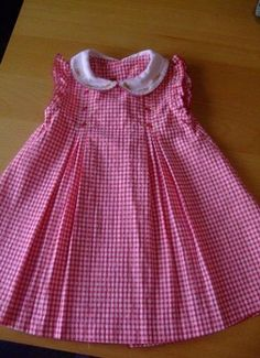 New Fashion Infant Baby Summer Ideen - Kindermode 2020 Baby Girl Frocks, Frocks For Girls, Little Girl Dresses, Baby Dresses, Girls Frock Design, Baby Dress Design, Baby Frocks Designs, Kids Frocks Design, Baby Girl Dress Patterns