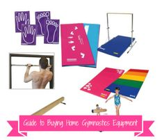 Guide to Buying Home Gymnastics Equipment