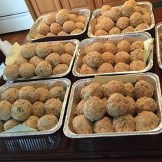 RIDGEWOOD market prep! Tonight rain or shine at the cozy Gottscheer Hall (657 fairview avenue RIDGEWOOD queens 5pm-11pm) we will have a variety of arancini! With a full bar come by have s drink and grab some balls! #arancini #riceballs #traditional AND #nonTraditional #homemade #handmade #freshtoOrder #madeWithLove #queens #statenisland #foodie #foodporn #goodeats #nom #italianfood #delicious #truffles #leahsitalianapples #sicilian #deepfried #goldenbrown #notyourNonnas #reinventingRiceballs…