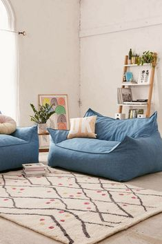Larson Soft Loveseat at Urban Outfitters for random seating in bonus room Living Room Furniture, Home Furniture, Living Room Decor, Living Spaces, Bedroom Decor, Rustic Furniture, Outdoor Furniture, Apartment Furniture, Studio Apartment