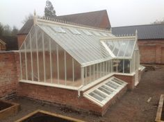 (15) Designed manufactured and erected by VictorianGreenhouses.com.
