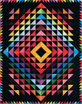 The Color Dance quilt kit from Easy Quilts Quilts For Kids 2011