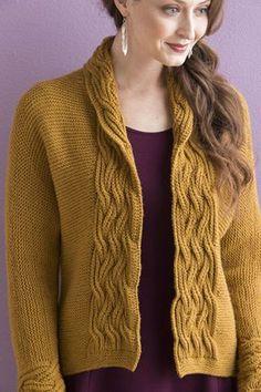 Двусторонние косы и жгуты: ru_knitting