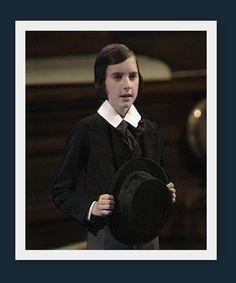 As David Copperfield, BBC Schools 1977