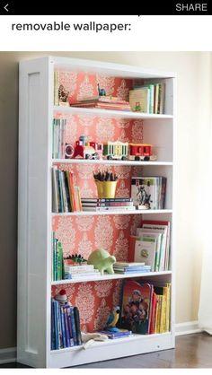 Bookshelf DUY
