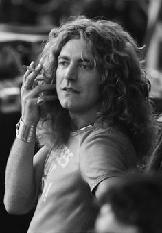 Robert Plant of Led Zeppelin Robert Plant Led Zeppelin, Jimmy Page, Batman The Dark Knight, Black Panthers, Iron Man, Marvel Comics, John Paul Jones, John Bonham, Greatest Rock Bands