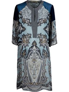 I would love this dress! Etro