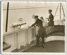 UK, Duke of Kent, Queen Elizabeth, Princess Elizabeth and Lord Louis Mountbatten     #Les_années_1900_à_1940_ #Personnalités