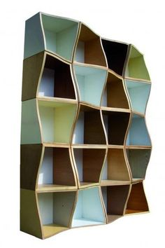 Shelves. LOVE this