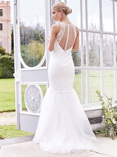 Feels special on your big day with the Emma dress 💕 Abiti Da Sposa Bianchi 4ace4bb5ee1