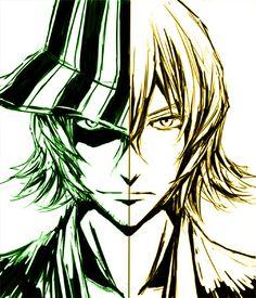Bleach ~~ Kisuke Urahara voiced by the incomparable Shin-ichiro MIKI