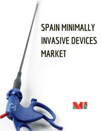Spain's market for minimally invasive devices is currently estimated to be worth USD 0.258 billion for the year 2014 and is expected to reach USD 0.389 billion by the end of 2019. The CAGR during this period of the forecast is projected to be 8.55%.