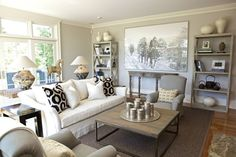 interior design musings: If you could . . . Change Five Things About Your House