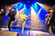 Gallery: Reel Big Fish, Suburban Legends, Mighty Mongo and The Maxies : Keep on Skanking Tour 2014