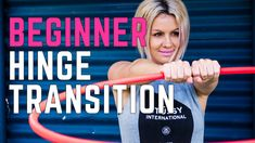 Hoop Dance Beginner Tricks | Beginner Hinge Transition